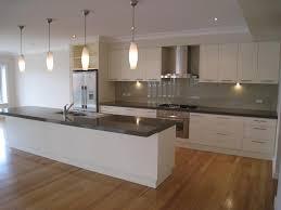 gloss kitchen handles