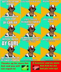 Memes Vault Pokémon Memes – Dat Ash via Relatably.com
