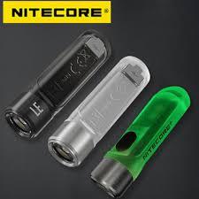 <b>100</b>% <b>Original NITECORE</b> TIKI GITD TIKI LE 300 Lumens MINI ...