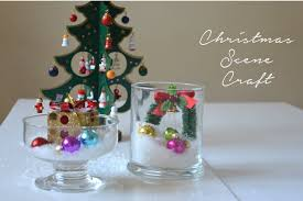 cheap christmas decor: diy christmas scene decoration cheap amp easy christmas decor