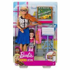 Игровой набор <b>Mattel Набор игровой Barbie</b> Кем быть Учитель ...