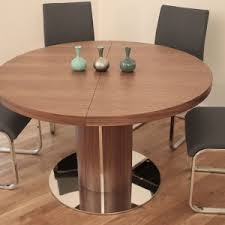 wood extendable dining table walnut modern tables: captivating expandable dining tables with black dining chairs and wooden flooring for modern dining room ideas