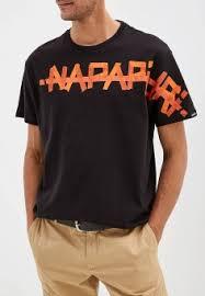 Мужские <b>футболки</b> и поло <b>Napapijri</b> — купить в интернет ...