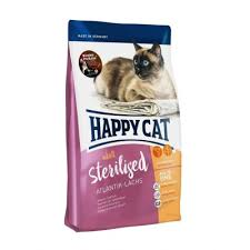 <b>Сухой корм Happy Cat</b> Supreme Sterilised Atlantik-Lachs для ...