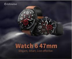 <b>Alfawise</b> Watch 6: A Amazfit GTR clone smartwatch Offered for just ...