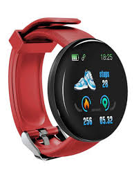 <b>Умные часы Action</b> Blood Pressure 78 Red D18red - Чижик