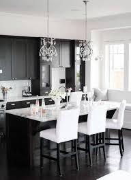 back to post 20 classic black and white kitchen ideas black white modern kitchen tables