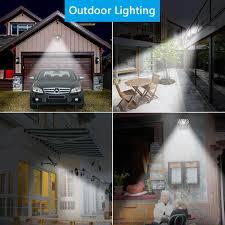 Goodland <b>LED Solar Light Shark</b> PIR Motion Sensor <b>Solar Lamp</b> ...