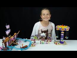 Лего Подружки <b>41375</b> | <b>Lego Friends</b> - YouTube
