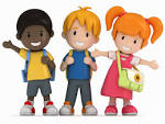 Image result for clipart school children