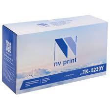Купить <b>Тонер</b>-<b>картридж NV PRINT</b> (NV-TK-5230Y) для KYOCERA ...