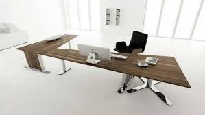 brilliant home awesome shaped office desk