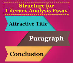 structure literary essay research paper academic service structure literary essay