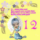Поздравление с днём рождения девочки 12 лет