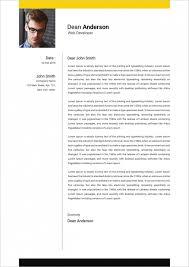 cover letter   free sample  example  format   free  amp  premium    web developer cover letter example