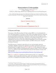 sample memo of understanding template sample memo of understanding template dimension n tk