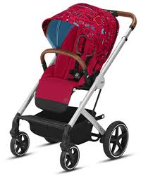 Купить <b>Прогулочная коляска Cybex</b> Balios S love red по низкой ...