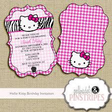 polka dots n pinstripes hello kitty birthday hello kitty birthday