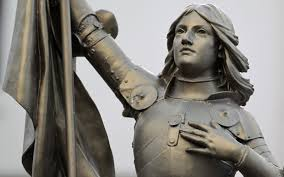 「1920 Joan of Arc as saint by Benedict XV」の画像検索結果