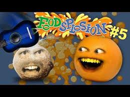 Annoying Orange   Teenie Weenie   YouTube