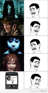 Funny scary movie pictures on Pinterest   Scary Movies, Scary ... via Relatably.com