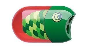 "Точилка ""<b>Рыбка</b>"" бренда <b>Faber Castell</b> – купить по цене 310 руб. в ..."