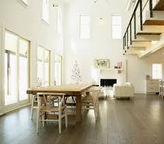 Farm Tables Dining Room Laminate Flooring Underlayment Dining Room Farmhouse With Balcony