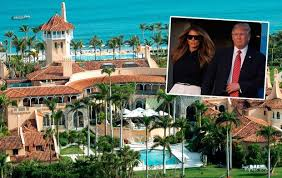 Image result for mar a lago winter white house