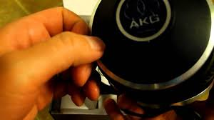 <b>AKG K271 MKII</b> headphones unboxing - YouTube