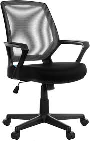 <b>Кресло оператора Helmi</b> HL-M02 Step, черный