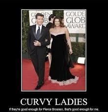 Funny Quotes About Curvy Girls. QuotesGram via Relatably.com