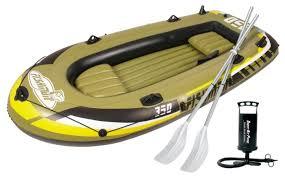 <b>Надувная лодка Jilong Fishman</b> 350set JL007209-1N — купить по ...