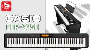 Новое <b>цифровое пианино CASIO</b> CDP-S350 ( модель 2019 года ...