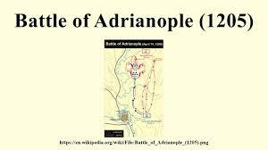 「battle of adrianople 1205」の画像検索結果
