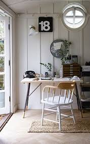 love everything particularly the dipped chair garden shed office on hg living beautifully blog big garden office ian