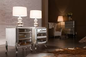 image modern mirrored bedroom furniture bedroom with mirrored night stand cafe lighting 16400 natural linen