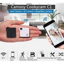 <b>C1 Mini</b> Camera HD 720P Wifi Video Camera Home Security SD ...
