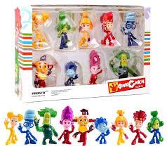<b>Фигурки PROSTO toys</b> Фиксики - Полная коллекция 321612 ...