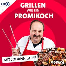 Grillen wie ein Promikoch – mit Johann Lafer