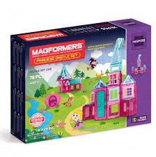<b>Магнитный конструктор MAGFORMERS</b> 704004 <b>Princess</b> castle ...
