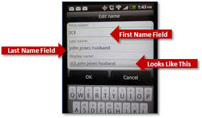 How To Set Up An ICE Contact On Your Android Smartphone ...