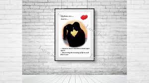"""<b>Постер в рамке</b> в стиле """"Love is"""" с Вашим фото в Волгограде ..."""