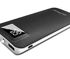 Power Bank, 2400mAh Slim <b>Ultra thin Compact Portable</b> External ...
