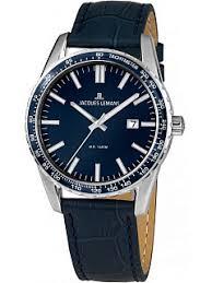 Купить <b>часы Jacques Lemans</b>, цены на наручные часы Жак Леман