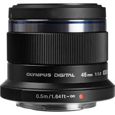 <b>Объектив Olympus M.Zuiko Digital</b> 45mm f/1.8, черный ( купить в ...