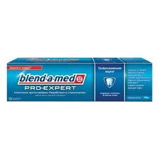 <b>Зубная паста</b> BLEND-A-MED ProExpert <b>Профессиональная</b> ...