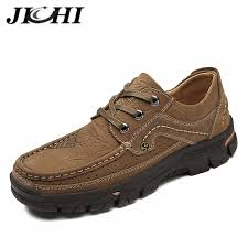 Special Offers outdoor <b>casual</b> shoes <b>men high</b> quality leather near ...