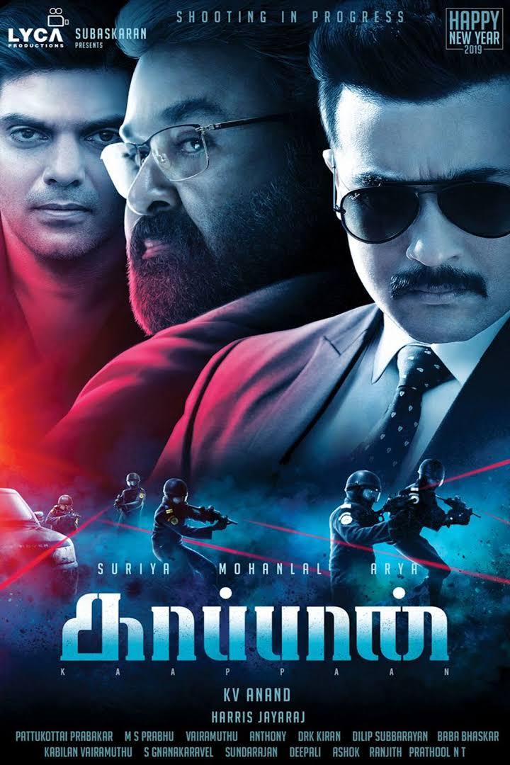 Download Kaappaan (2019) Dual Audio [Hindi-Tamil] WEB-DL 480p | 720p