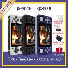 <b>NEW RG351P ANBERNIC Retro</b> Game Console RK3326 Linux ...