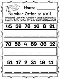 Ordering Numbers Spiderboy Theme